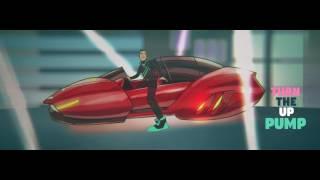 R-Wan Feat Big Ali - Pump The Bass (Lyrics Video)