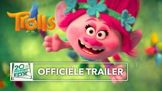 Trolls   Officiële trailer 2   NL gesproken   Nu in de bioscoop