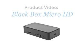 The Black Box Micro HD Hidden Camera DVR