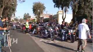 Love Ride 30 - Kicks Off - @ Glendale, California 10/20/2013