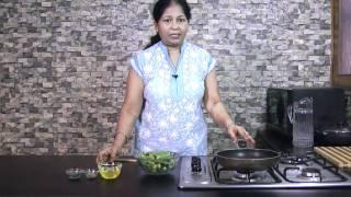Stuffed Bhindi Recipe- Stuffed Okra- Bharwa Bhindi Masala