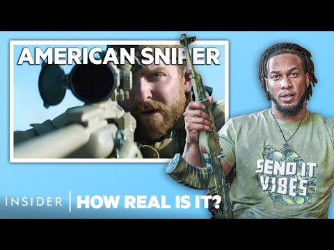 Special Ops Sniper Rates 11 Sniper Scenes In Movies How Real Is It