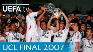 2007 final highlights: Milan 2-1 Liverpool