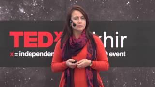 What will the Neighbors Think?   Amy Morgan   TEDxSakhir