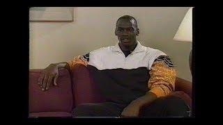 VERY RARE: Michael Jordan (Age 23) Documentary by Jeannie Morris (1986)