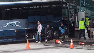Parked: Greyhound Canada ending service in Canada