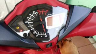 First impression Honda Supra GTR150