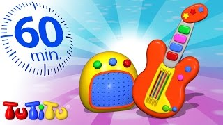 TuTiTu Specials | Guitar | And Other Popular Toys For Children | 1 HOUR Special
