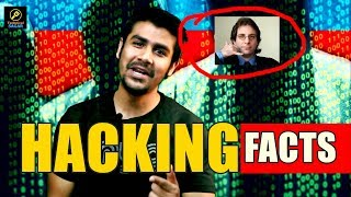 Hacking Facts | Interesting & Strange Things About Hacking | Technology Facts