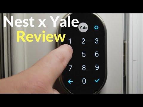 Xxx Mp4 Nest X Yale Lock Review Set Up Pros Amp Cons 3gp Sex