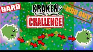 ULTIMATE KRAKEN CHALLENGE // SO HARD!! // Mope.io