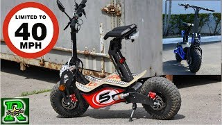 Fast Electric Scooter 40MPH 2018 - 🔥😉✅ Must Know #1 Tip Before Buying