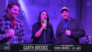 CMA Interview with GARTH BROOKS
