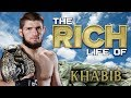 KHABIB NURMAGOMEDOV | The RICH LIFE | FORBES Net Worth 2018 ( Cars, Mansion, Hat )