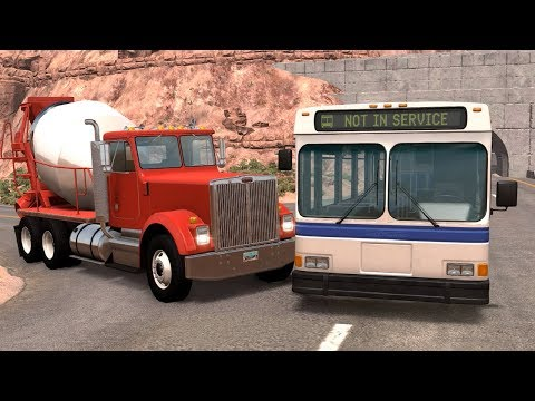 Xxx Mp4 Bus Truck Crash Compilation BeamNG Drive 3gp Sex