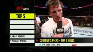 UFC Now Ep. 246: Top 5 Heels