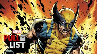 It's a whole lotta Logan! RETURN OF WOLVERINE #1 and more!   Marvel's Pull List