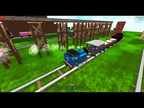 ROBLOX Thomas and Friends Made Up Accidents