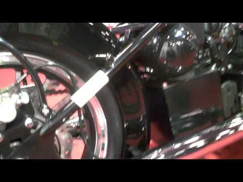 2011 LEONART bobber bikes at Ciney Moto Show 3 2011