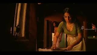 Mythili Hot cleavage and side boob show