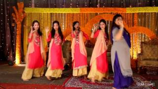 Copy of Rajib and Nira Holud Dance Performance