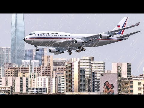 Xxx Mp4 Boeing 747 Crash In Hong Kong Into The Storm China Airlines Flight 605 3gp Sex