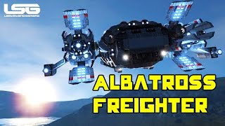 Space Engineers - Albatross Interplanetary Freighter