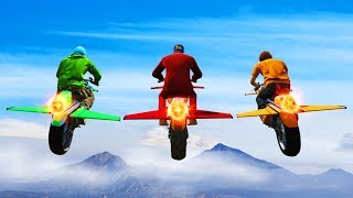 0.1% CHANCE OF SUCCESS!? (GTA 5 Funny Moments)
