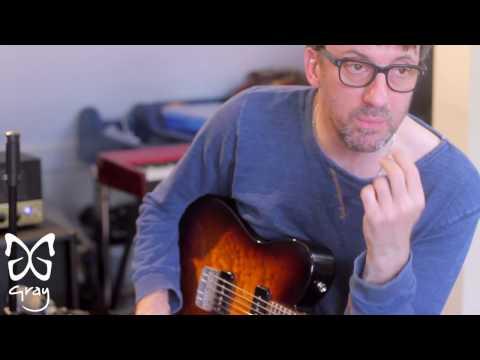 Gray Guitars presents Graham Coxon Blur solo artist interview riffs history and gear