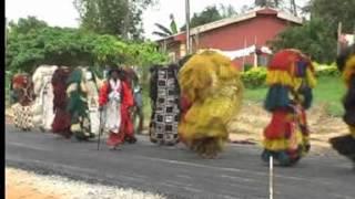 Nnabo 3 - Efik Masquerade
