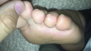 Sister feet