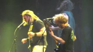 Corrosion Of Conformity  Senor Limpio Live Full Hd Metal Fest Chile 2013