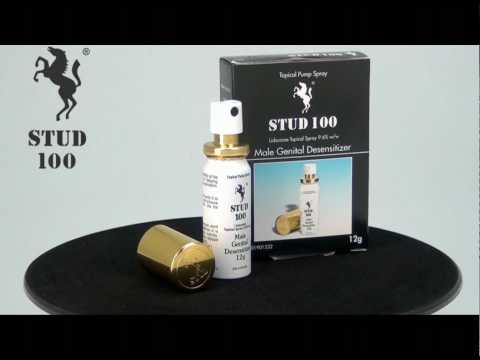 How to use Stud 100 - review