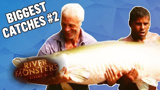 Biggest Catches: Part 2 - River Monsters