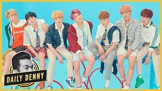 BTS Drops Their Latest Album Love Yourself: Answer   #DailyDenny