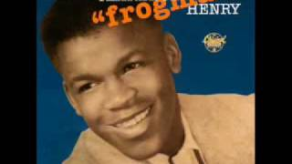 Clarence Henry - Ain't got no home - 1956 (Frogman)