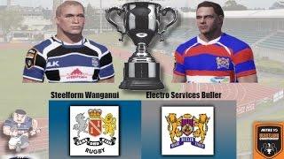2016 Meads Cup Final~ 29/10/16 - Wanganui vs Buller
