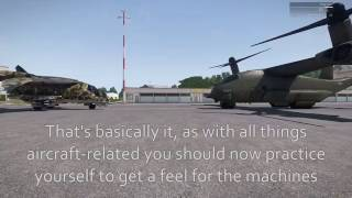Arma 3 VTOL Take off and Landing Guide