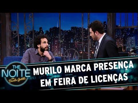 Xxx Mp4 Murilo Marca Presença Em Feira De Licenças The Noite 03 10 17 3gp Sex