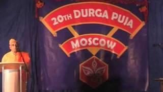Moscow Durga Puja 001