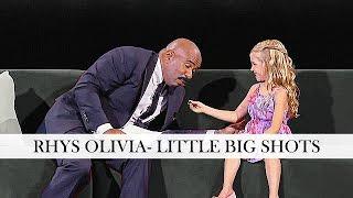 Rhys Olivia- Appearance on Little Big Shots
