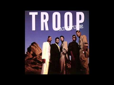 TROOP ALL I DO IS THINK OF YOU album version w piano intro