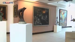 مساع لانقاذ تحف فنية عراقية من التلف