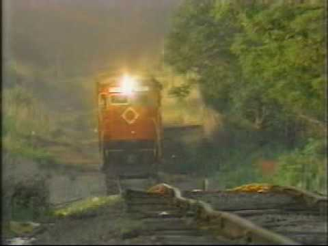 Rescue 911 Episode 102 Conrail Train