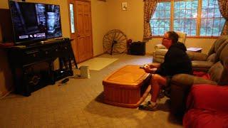 Psycho Dad Destroys Xbox (Role Reversal)