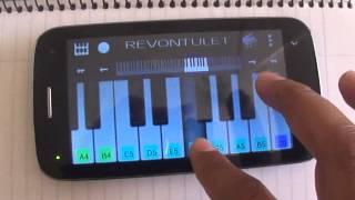 Piano Ashiqui2-The Love Theme