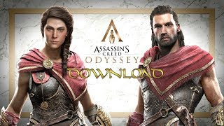 How To Get Assassins Creed Odyssey Download PC 100% working