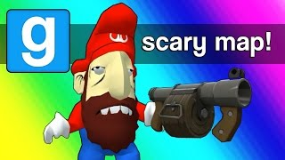 Gmod Scary Map (Not Really) Moments - Meth Head Mario (Garry's Mod)