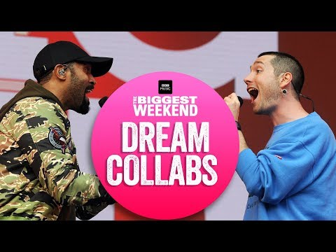 Two popstars is better than one - Biggest Weekend's best collaborations