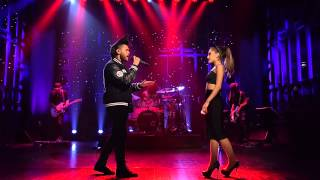 Ariana Grande - Love Me Harder Live On SNL ft . The Weeknd